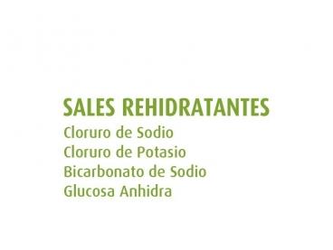 Sales Rehidratantes