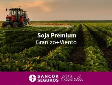 Seguro Soja Premium Granizo-Viento