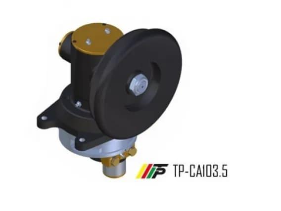 Caja De Cuchillas Tecnología Perez TP-CA103.5