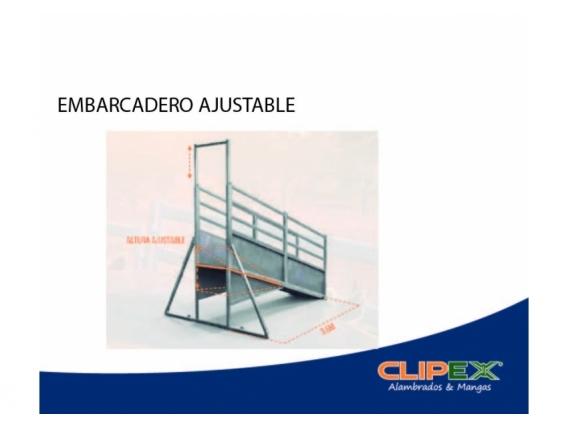 Embarcadero Ajustable Clipex