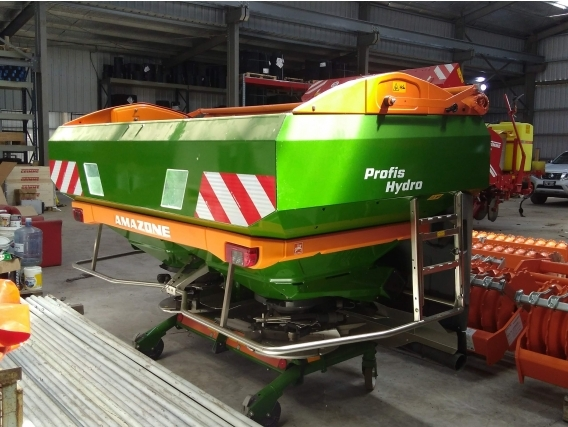 Fertilizadora Sembradora Amazone Za-Ts Profis Hydro