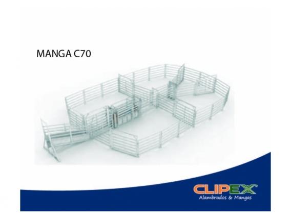 Manga Clipex Movil C70