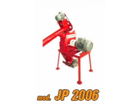 Moledora de cereales eléctrica fija Pirro JP 2006