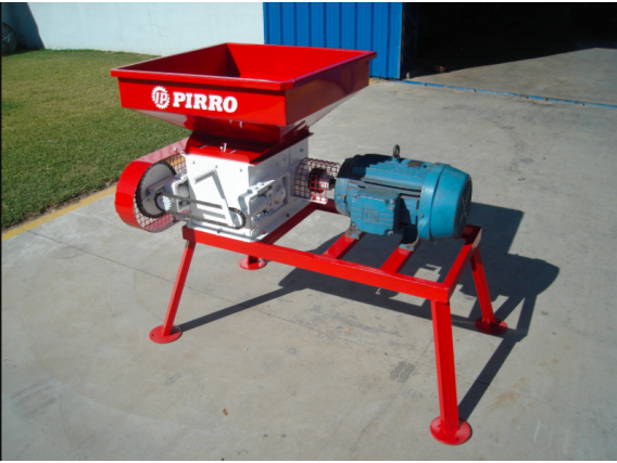 Quebradora de cereales eléctrica estática Pirro JP 1600E
