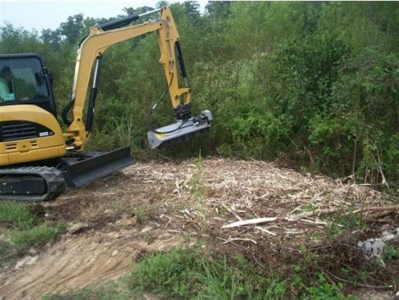 Triturador Forestal Fae Pmm/Hy Para Excavadoras