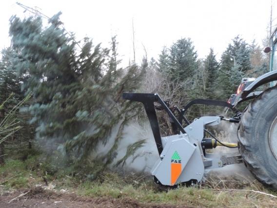 Triturador Forestal Fae Uml/Dt/Hd