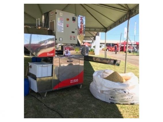 Trituradora De Semillas Oleaginosas Zaamp Año 2021
