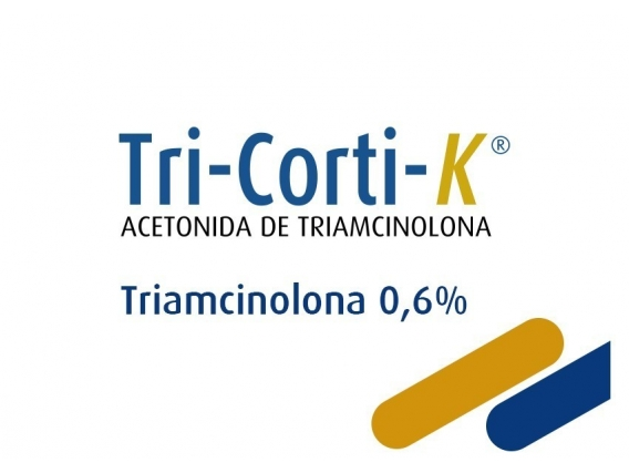 Antiiinflamatorio Tri-Corti-K
