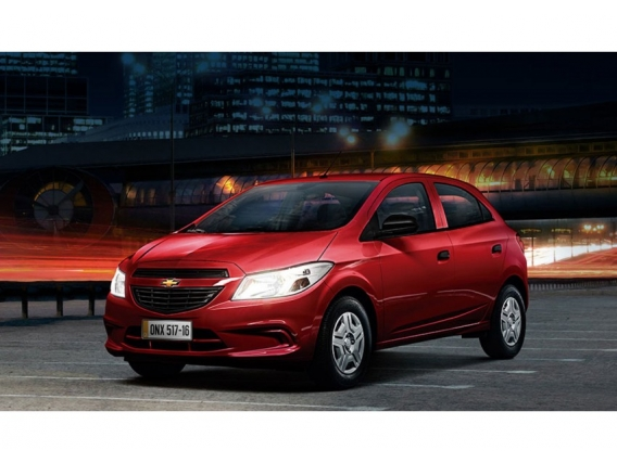 Chevrolet Onix Joy 5Ptas 1.4 Nafta Ls Plus Manual