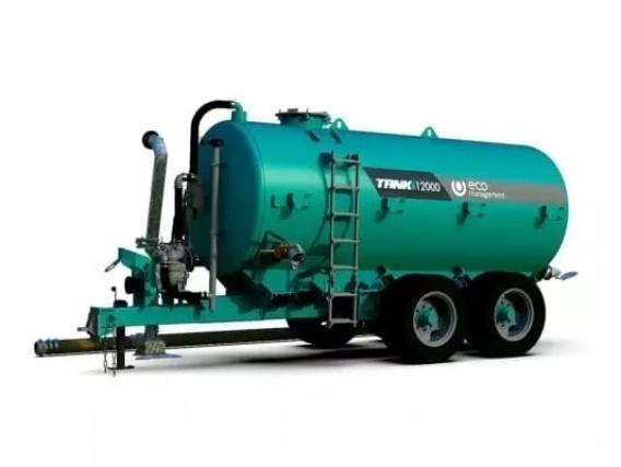 Estercolera Para Líquidos Eco Tank 12000