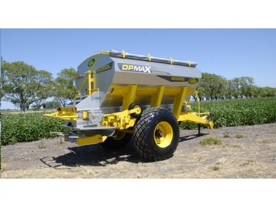 Fertilizadora Al Voleo Sr Dp-Max 10000