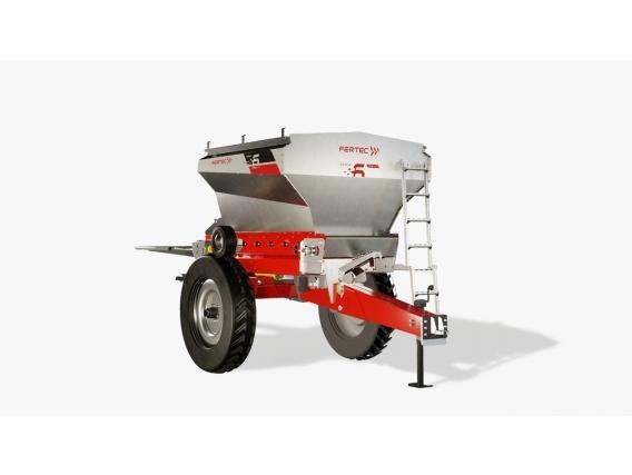 Fertilizadora Fertec F 3500 Set Line - Data Line
