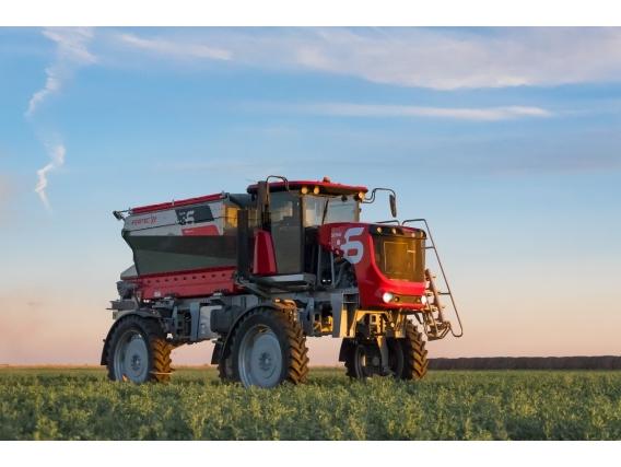 Fertilizadora Fertec F 824 Data Line