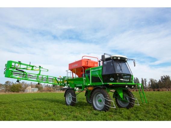 Fertilizadora Metalfor Neumática Con Kit Altina 2520