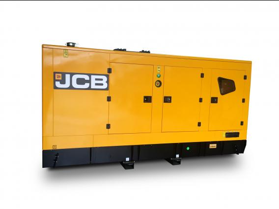 Generador Jcb G200Qs