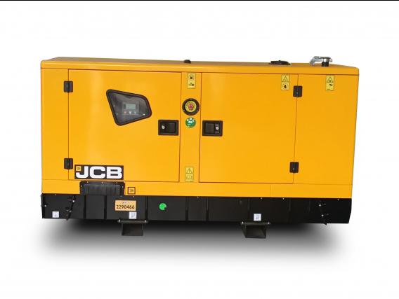 Generador Jcb G45Qs