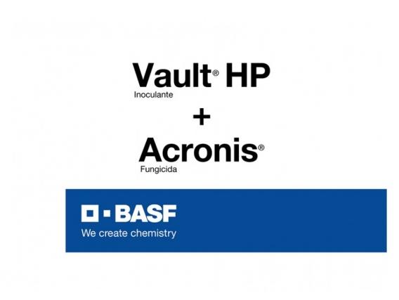 Pack Inoculante Vault® HP + Acronis®