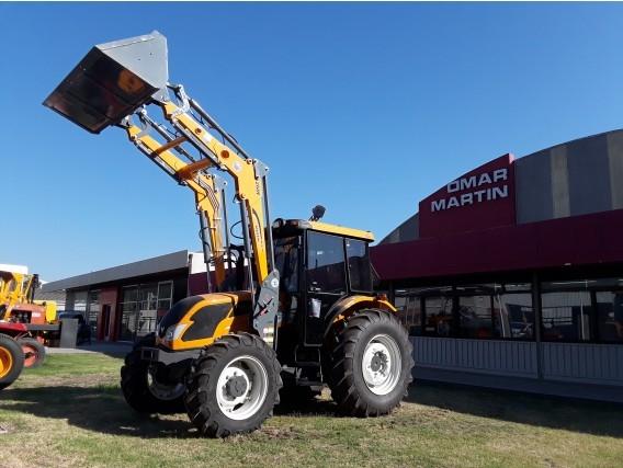 Pala Frontal Hidráulica . Para Tractor Valtra OM-260-F