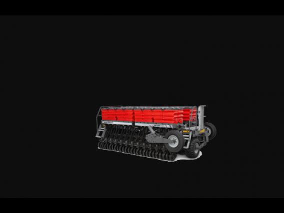 Sembradora Massey Ferguson Mf 600 M