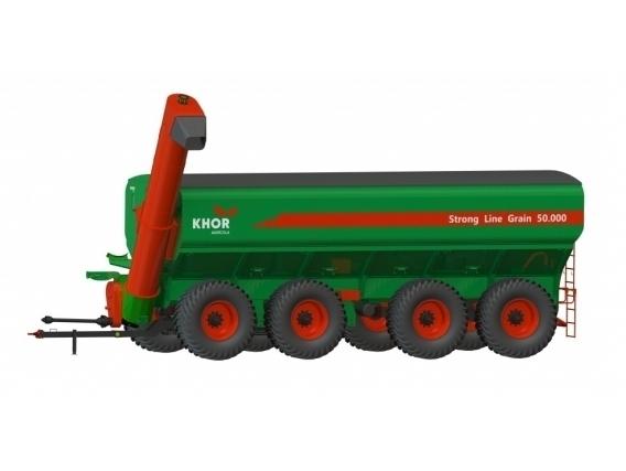 Tolva Kuhn Khor Strong Line 20000