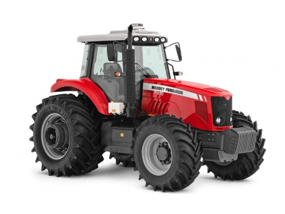 Tractor Massey Ferguson MF 7350 Dyna-6