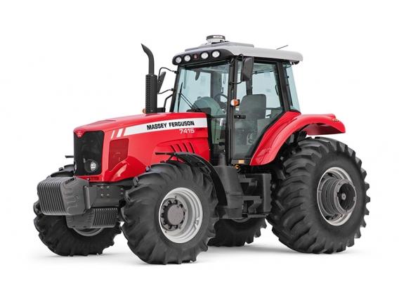 Tractor Massey Ferguson Mf 7415 Dyna-6