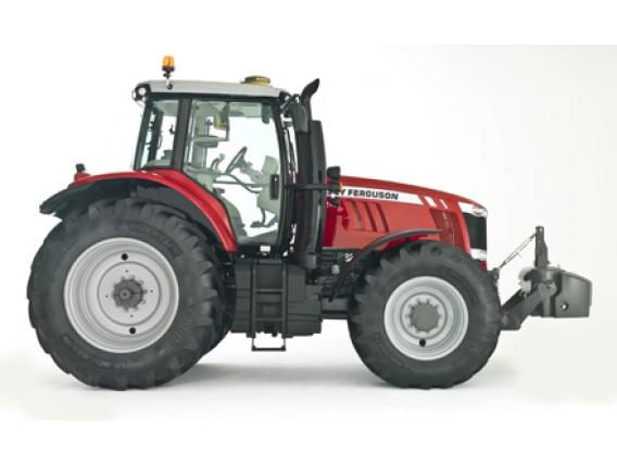 Tractor Massey Ferguson Mf 7618