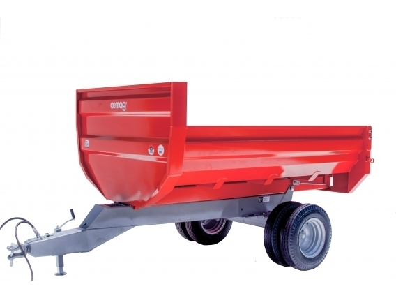 Trailer Cemag CBH5 Uso General.