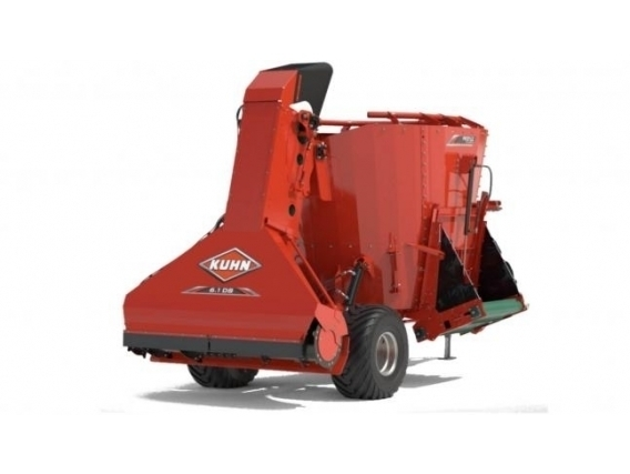 Vagón Mezclador Kuhn Profile Automixer 6.1 Ds