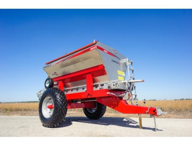 Fertilizadora / Abonadora De Arrastre Fertec 4500