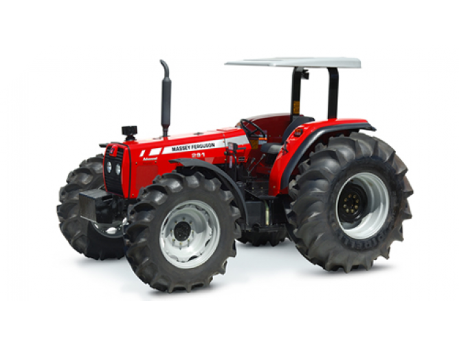Tractor Massey Ferguson Mf 291