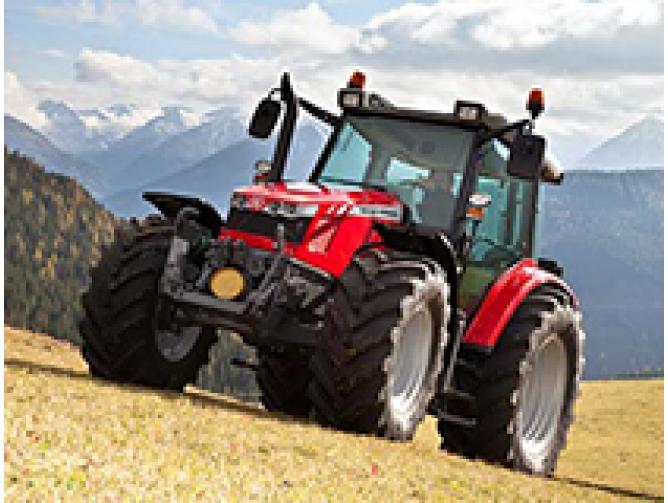 Tractor Massey Ferguson Mf 5440