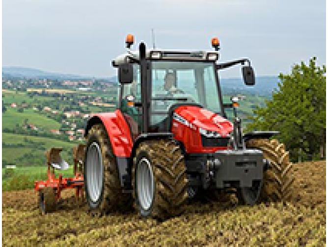 Tractor Massey Ferguson Mf 5460