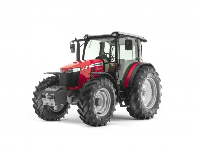 Tractor Massey Ferguson MF 5709