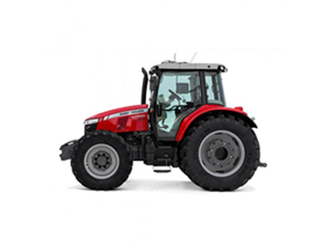 Tractor Massey Ferguson MF 6713 R Dyna-4